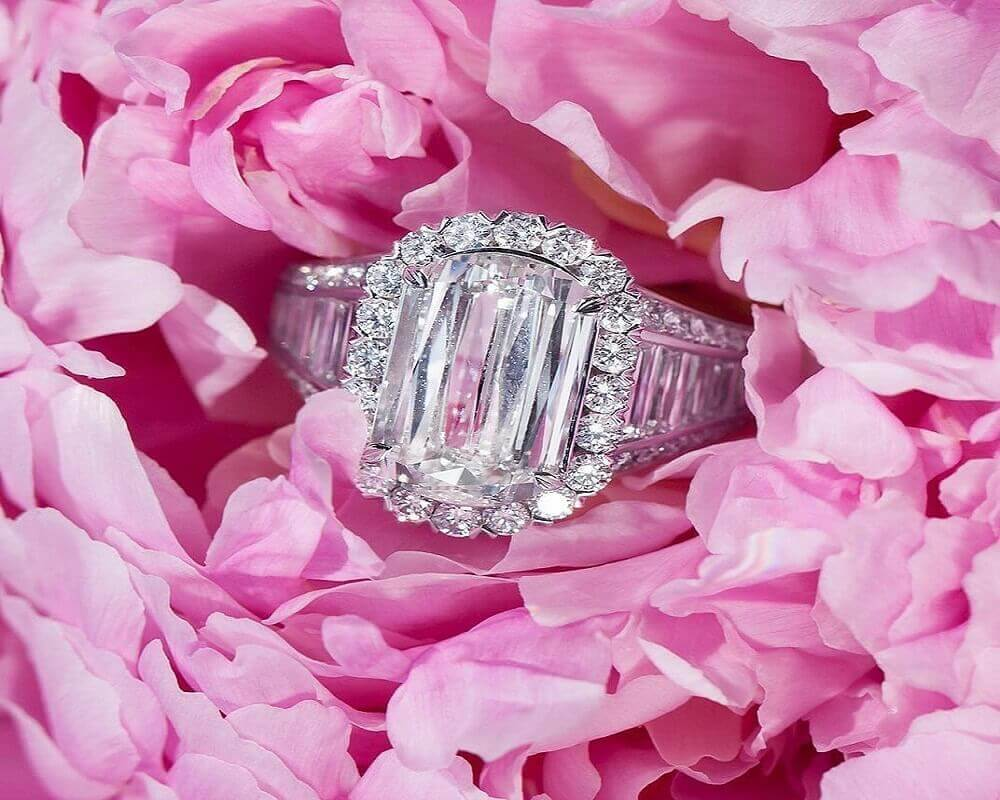 How to Keep Your Diamond Ring Sparkling