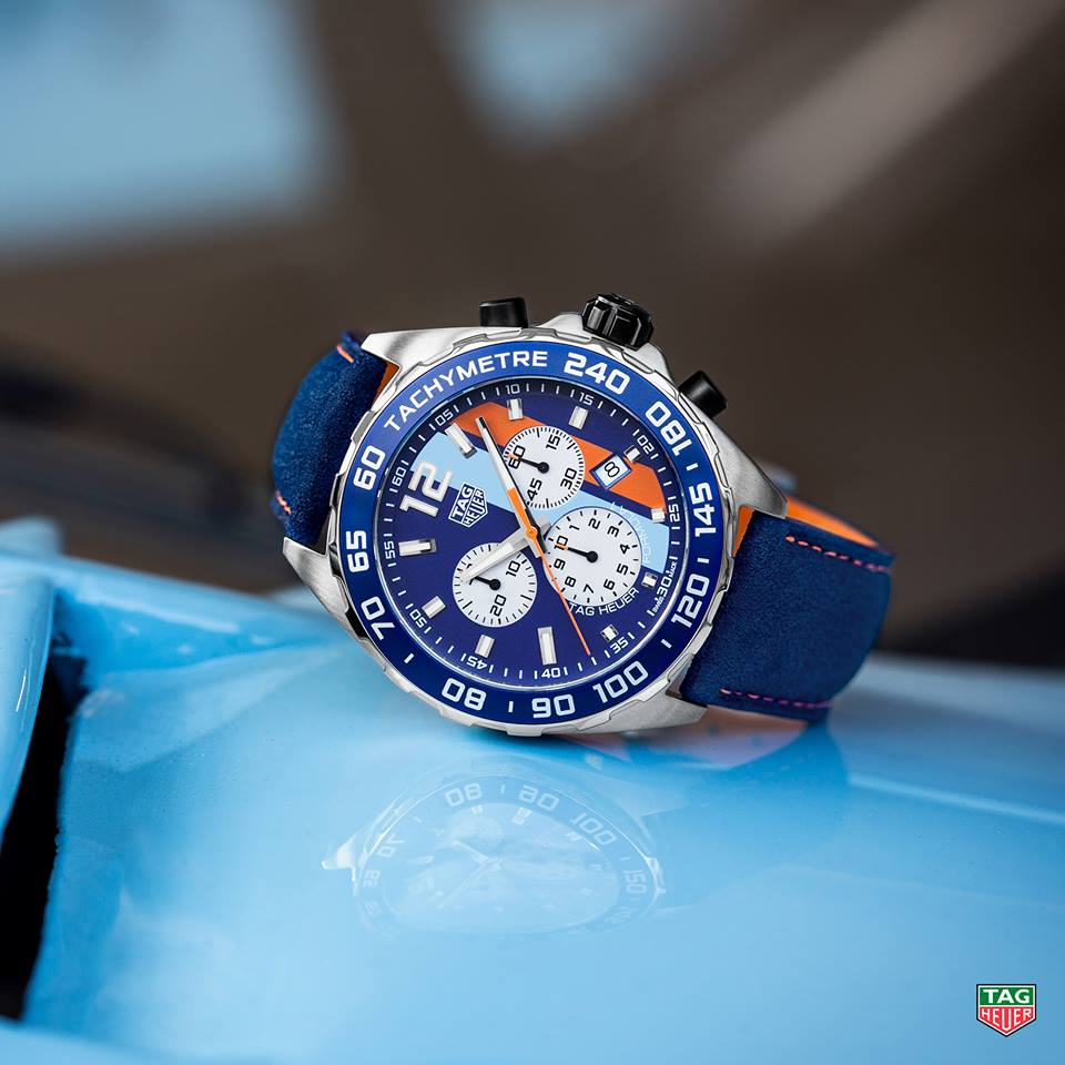 Amazing Features of the Tag Heuer Watch