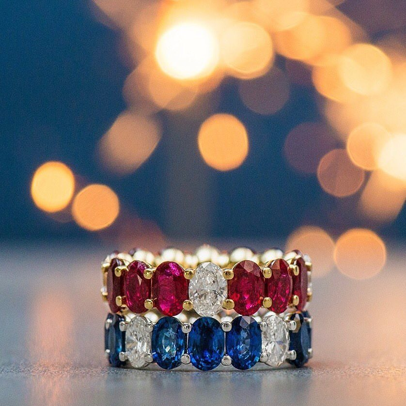 Custom Jewelry Gifts for Independence Day