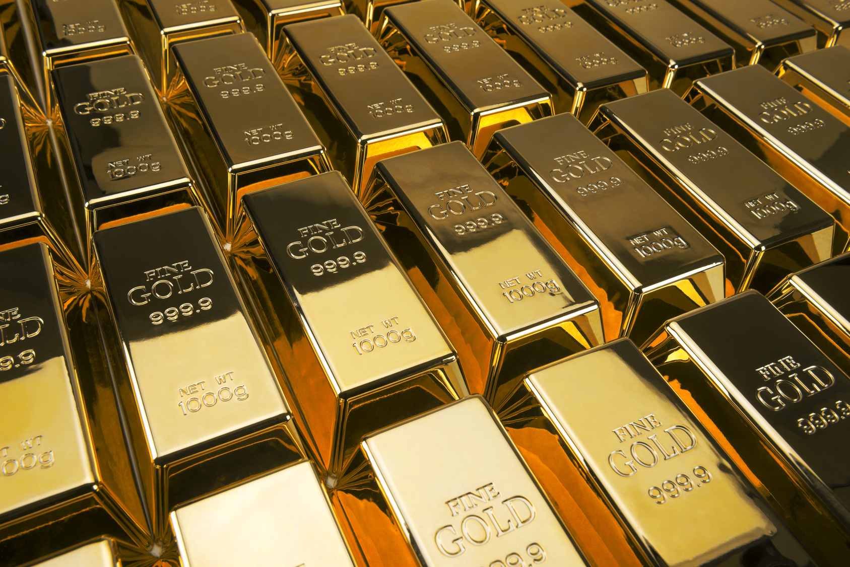 How Gold Has Fluctuated in 2016