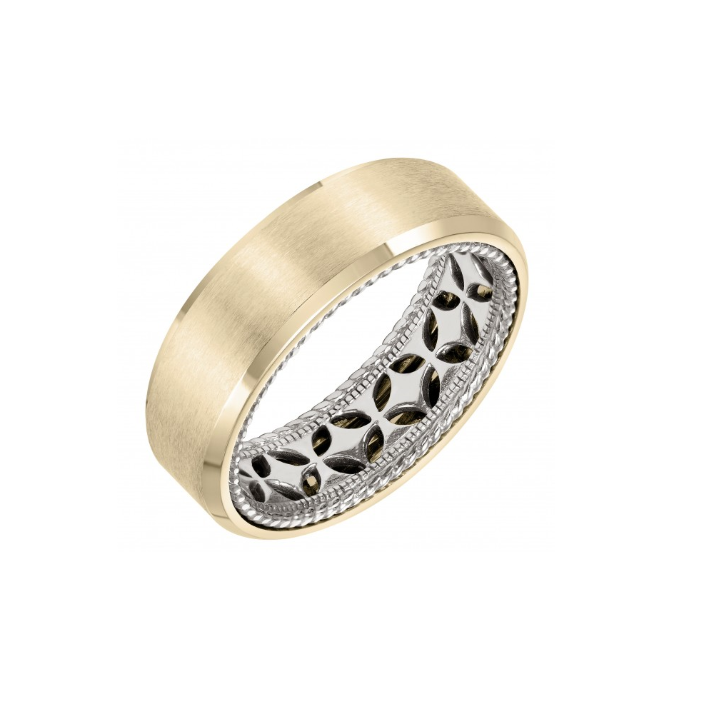 What Metal Is Best for Your Husband's Wedding Band?