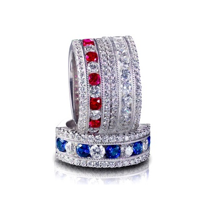 Luxury Rings for the Perfect Anniversary