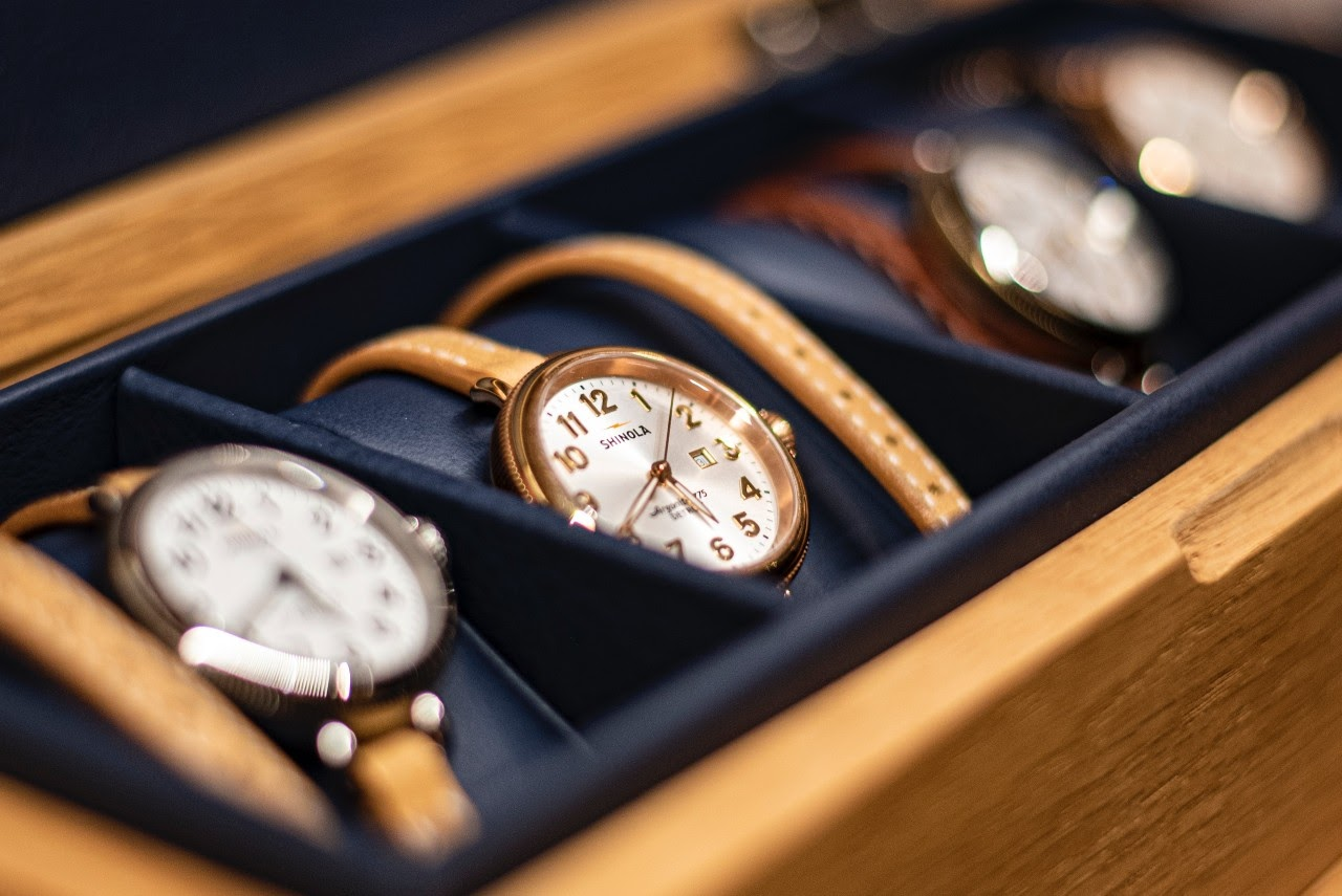 The Trending Shinola Watches You Need to See