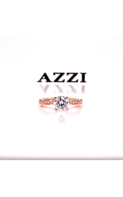14k Rose Gold Engagement Ring product image