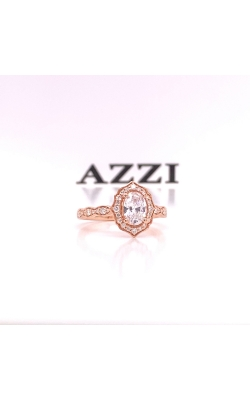 Rose Gold Engagement Ring product image