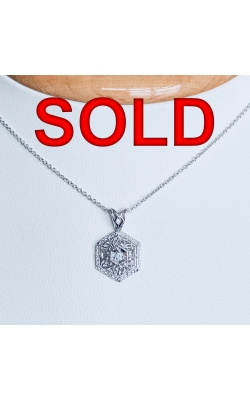 Pentagon Necklace product image