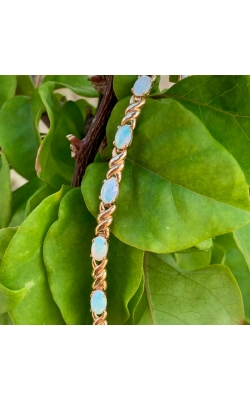 Opal Twisted Bracelet product image
