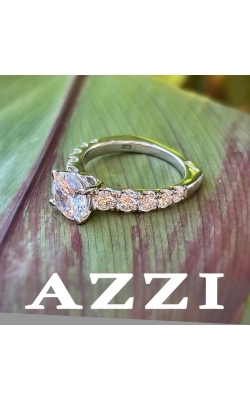 Two Tone Fashion Ring product image